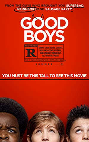 Good Boys (2019) WEBRip 1080p YTS YIFY