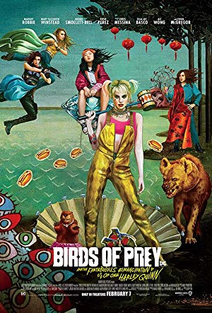 Birds of Prey: And the Fantabulous Emancipation of One Harley Quinn (2020) [720p