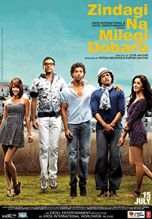 Zindagi Na Milegi Dobara (2011) Hindi 720p BluRay x264 AAC [RedLady]