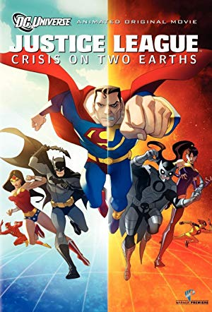 Justice League Crisis On Two Earths 2010 1080p BluRay x265-RARBG