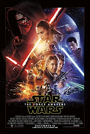 Star Wars: The Force Awakens (2015) + Extras (1080p BluRay x265 HEVC 10bit EAC3