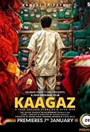 Kaagaz 2021 Hindi 720p ZEE5 WEB-DL AAC2 0 H 264-Shadow BonsaiHD
