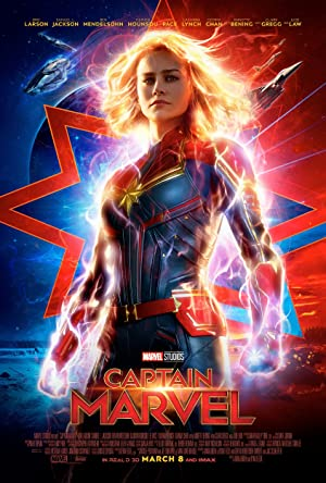 Captain Marvel (2019) English BluRay 720p YTS YIFY