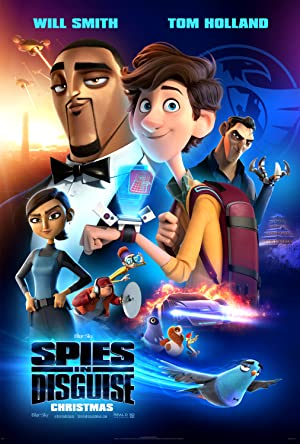 Spies in Disguise (2019) 1080p BluRay 5 1 YTS YIFY