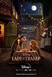 Lady and the Tramp 2019 720p WEBRip HEVC x265-RMTeam