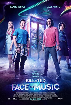 Bill and Ted Face the Music 2020 1080p WEBRip x264 AAC5 1-RARBG