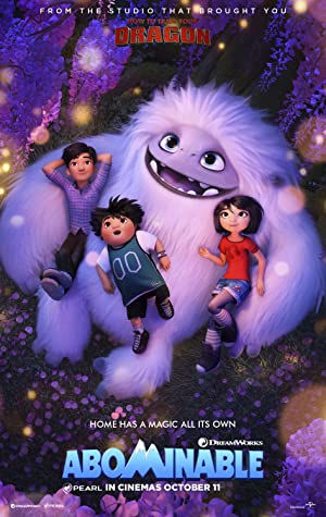 Abominable (2019) WEBRip 720p YTS YIFY
