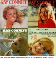 Ray Conniff Orchestra and Singers (The best of) 2GB 320k mp3 288 song collection...