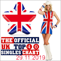 The Official UK Top 40 Singles Chart (29.11.2019) Mp3 (320kbps) [Hunter]