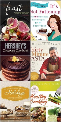 20 Cookbooks Collection Pack-34