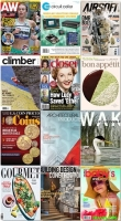 50 Assorted Magazines - December 02 2019