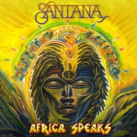 Santana - Africa Speaks (2019) Mp3 (320 kbps) [Hunter]