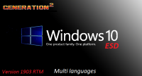 Windows 10 Pro X64 3in1 OEM ESD MULTi-7 JUNE-27 2019 {Gen2}