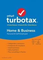2019 TurboTax Home and Business (just install)