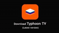 Typhoon TV Watch Latest Movies v2.1.3 MOD APK {APKMAZA}
