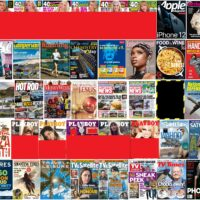 50 Assorted Magazines - October 18 2020 Part 2