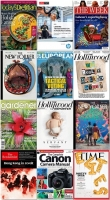 40 Assorted Magazines - December 03 2019